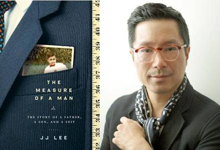 J.J. Lee. Photo courtesy of BC Book Prizes.