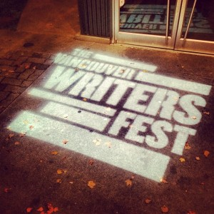 The Vancouver Writers Fest